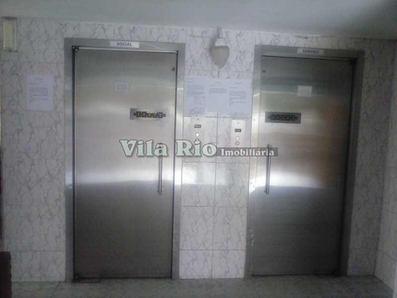 ELEVADOR - Apartamento À Venda - Cachambi - Rio de Janeiro - RJ - VAP20296 - 22