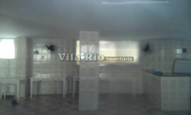 SALÃO DE FESTAS - Apartamento À Venda - Cachambi - Rio de Janeiro - RJ - VAP20296 - 30