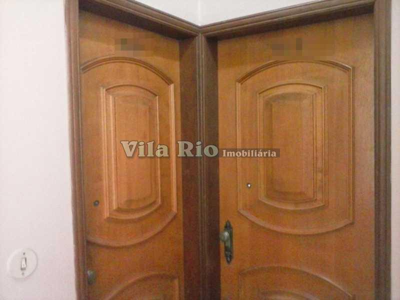 ENTRADA - Apartamento À Venda - Cachambi - Rio de Janeiro - RJ - VAP20296 - 29
