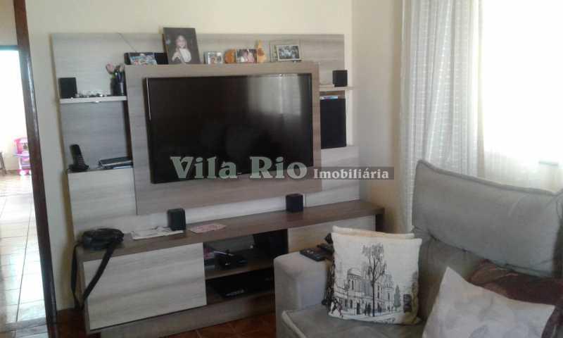 SALA 2 - Casa 3 quartos à venda Parada de Lucas, Rio de Janeiro - R$ 450.000 - VCA30029 - 1