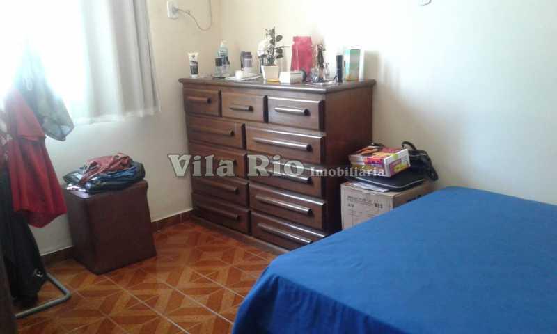 QUARTO 1 - Casa 3 quartos à venda Parada de Lucas, Rio de Janeiro - R$ 450.000 - VCA30029 - 4
