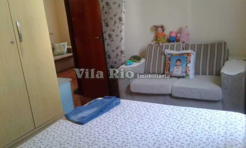 QUARTO 5 - Casa 3 quartos à venda Parada de Lucas, Rio de Janeiro - R$ 450.000 - VCA30029 - 8