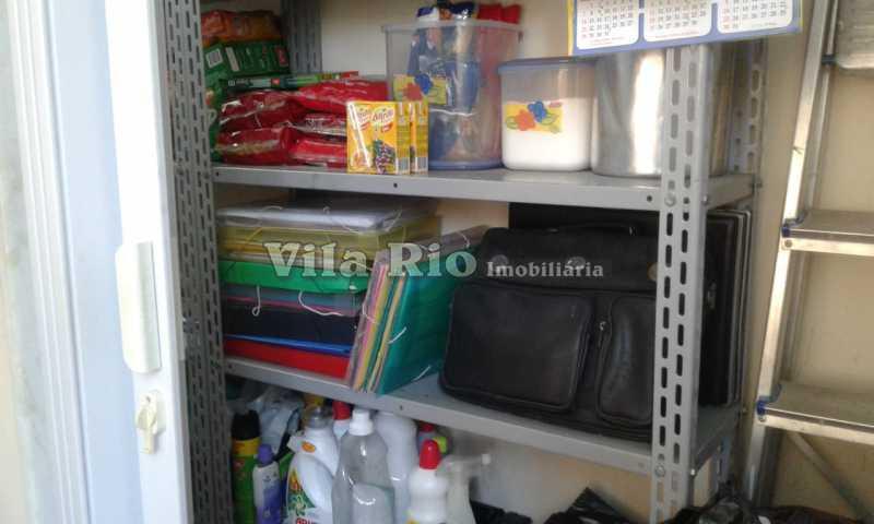 QUARTO 6 - Casa 3 quartos à venda Parada de Lucas, Rio de Janeiro - R$ 450.000 - VCA30029 - 9