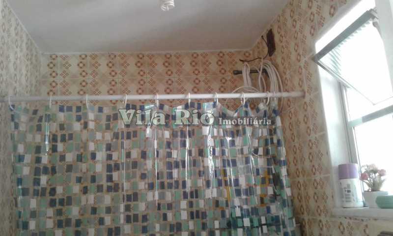 BANHEIRO 1 - Casa 3 quartos à venda Parada de Lucas, Rio de Janeiro - R$ 450.000 - VCA30029 - 14