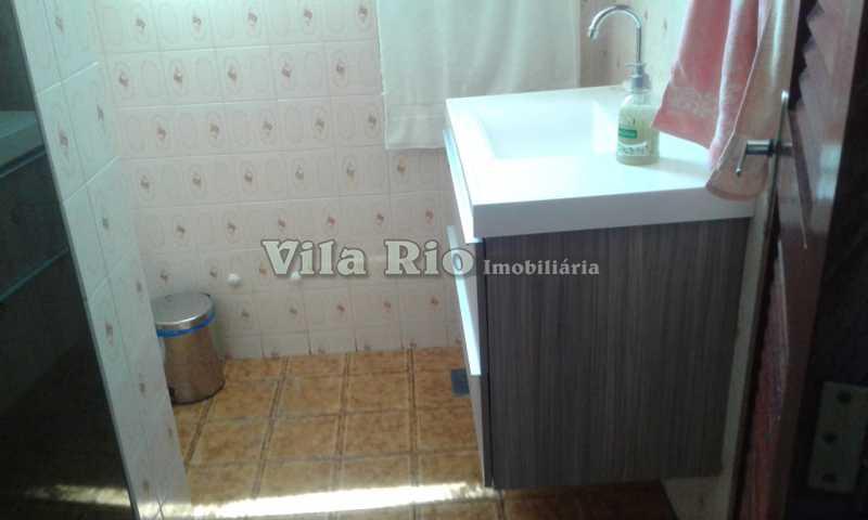 BANHEIRO 2 - Casa 3 quartos à venda Parada de Lucas, Rio de Janeiro - R$ 450.000 - VCA30029 - 15