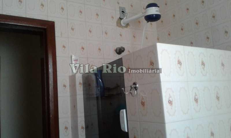 BANHEIRO 3 - Casa 3 quartos à venda Parada de Lucas, Rio de Janeiro - R$ 450.000 - VCA30029 - 16