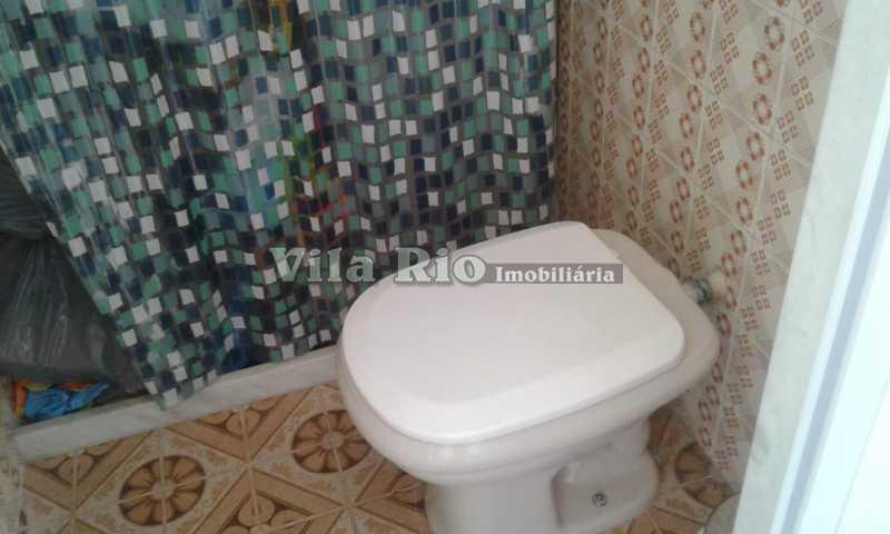 BANHEIRO - Casa 3 quartos à venda Parada de Lucas, Rio de Janeiro - R$ 450.000 - VCA30029 - 17