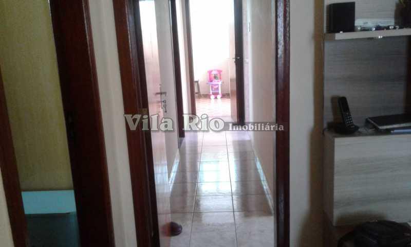 CIRCULAÇÃO - Casa 3 quartos à venda Parada de Lucas, Rio de Janeiro - R$ 450.000 - VCA30029 - 19