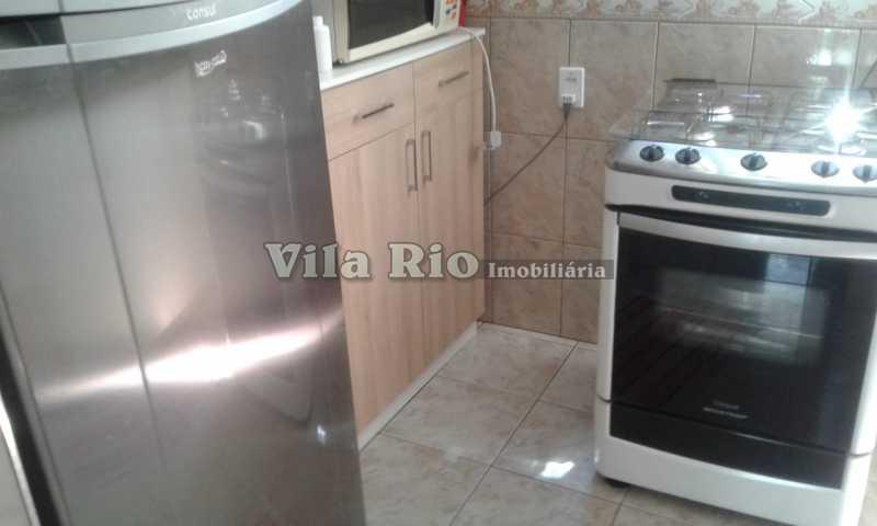 COZINHA 3 - Casa 3 quartos à venda Parada de Lucas, Rio de Janeiro - R$ 450.000 - VCA30029 - 22