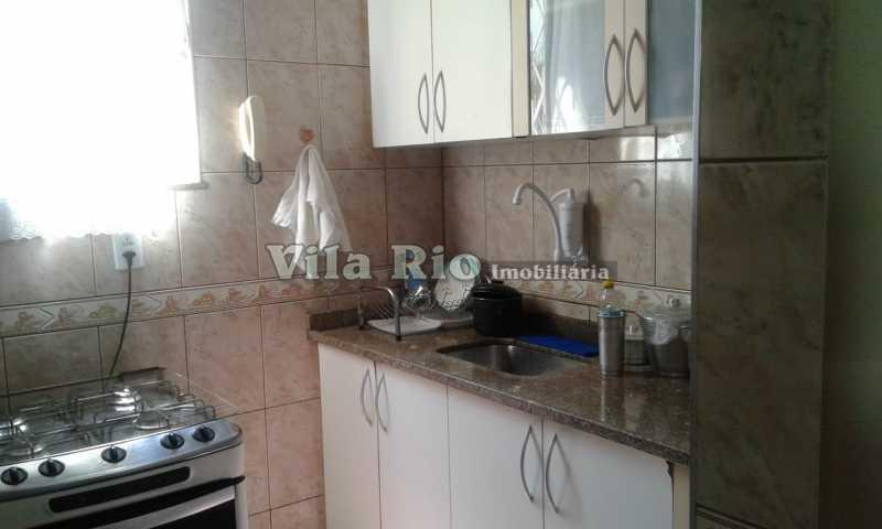 COZINHA 4 - Casa 3 quartos à venda Parada de Lucas, Rio de Janeiro - R$ 450.000 - VCA30029 - 23