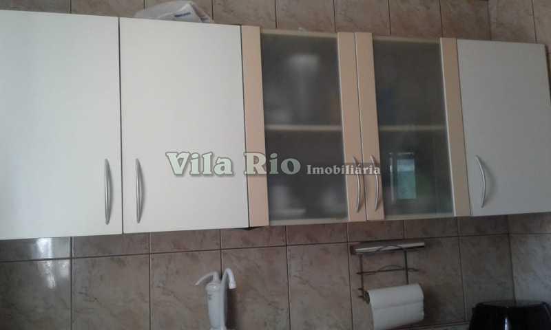 COZINHA 5 - Casa 3 quartos à venda Parada de Lucas, Rio de Janeiro - R$ 450.000 - VCA30029 - 24