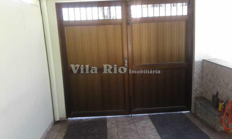 GARAGEM  1 - Casa 3 quartos à venda Parada de Lucas, Rio de Janeiro - R$ 450.000 - VCA30029 - 26