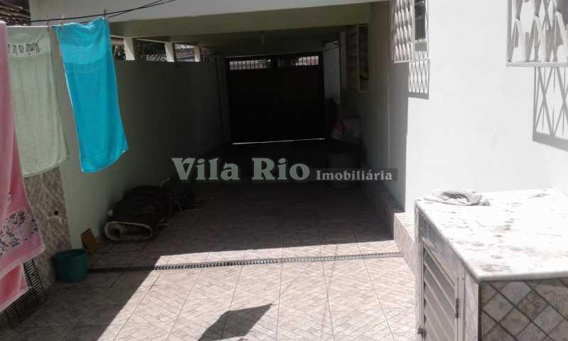 GARAGEM  2 - Casa 3 quartos à venda Parada de Lucas, Rio de Janeiro - R$ 450.000 - VCA30029 - 27