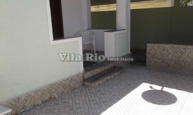 QUINTAL 3 - Casa 3 quartos à venda Parada de Lucas, Rio de Janeiro - R$ 450.000 - VCA30029 - 29