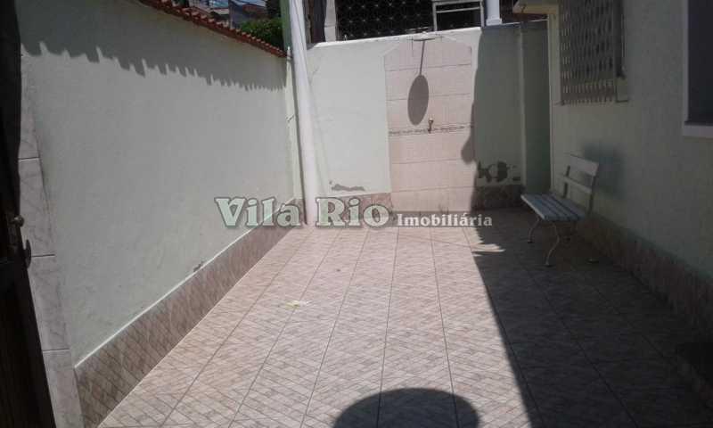 QUINTAL 4 - Casa 3 quartos à venda Parada de Lucas, Rio de Janeiro - R$ 450.000 - VCA30029 - 30