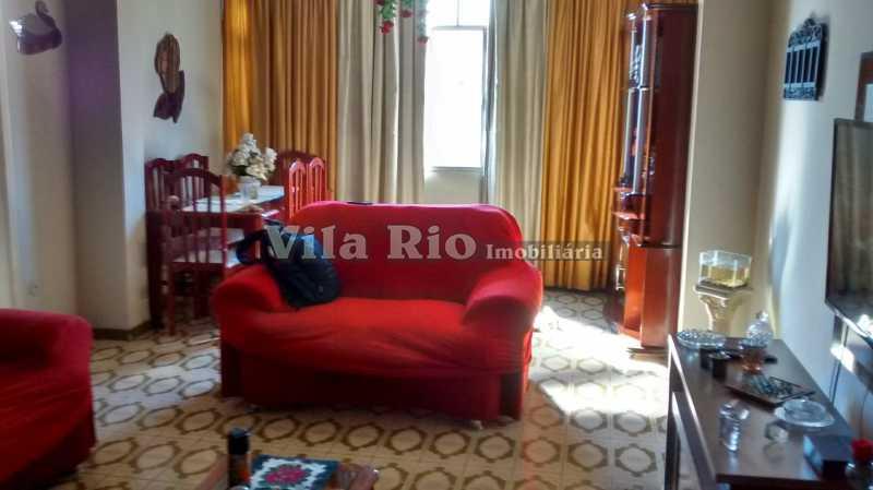 SALA 2 - Apartamento 2 quartos à venda Vila da Penha, Rio de Janeiro - R$ 275.000 - VAP20301 - 3