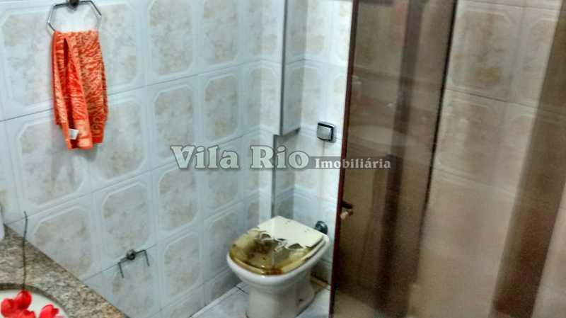 BANHEIRO 1 - Apartamento 2 quartos à venda Vila da Penha, Rio de Janeiro - R$ 275.000 - VAP20301 - 10