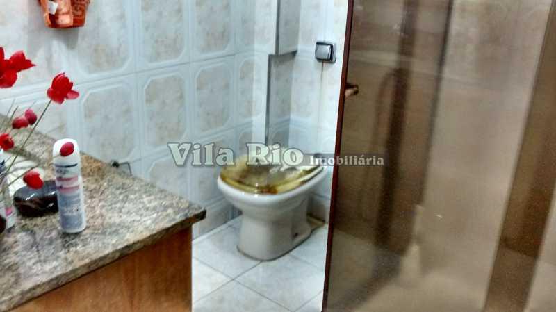 BANHEIRO 2 - Apartamento 2 quartos à venda Vila da Penha, Rio de Janeiro - R$ 275.000 - VAP20301 - 11