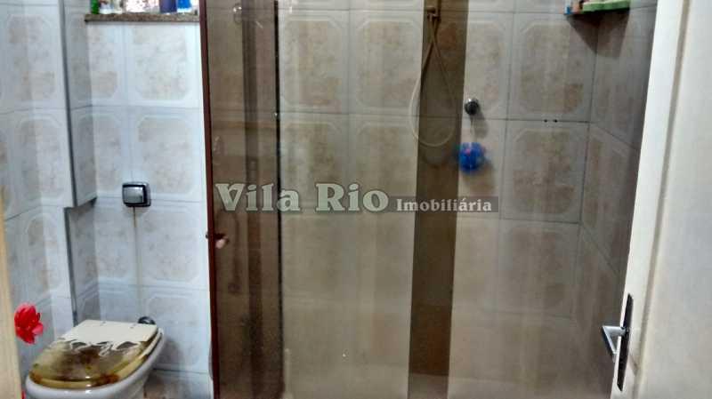 BANHEIRO 3 - Apartamento 2 quartos à venda Vila da Penha, Rio de Janeiro - R$ 275.000 - VAP20301 - 12