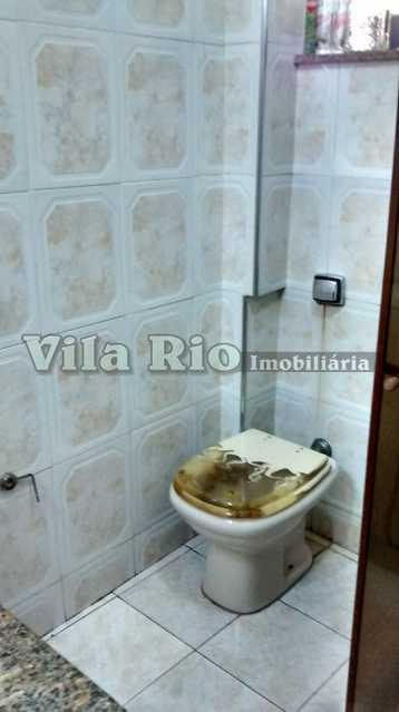 BANHEIRO 4 - Apartamento 2 quartos à venda Vila da Penha, Rio de Janeiro - R$ 275.000 - VAP20301 - 13