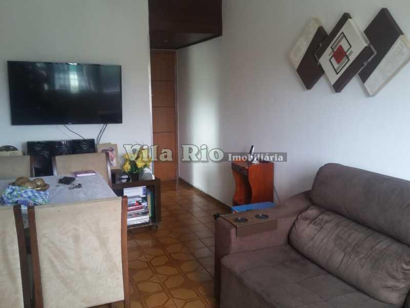 SALA 1 - Apartamento 2 quartos à venda Rocha Miranda, Rio de Janeiro - R$ 215.000 - VAP20302 - 1