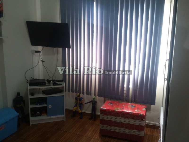 QUARTO  1 - Apartamento 2 quartos à venda Rocha Miranda, Rio de Janeiro - R$ 215.000 - VAP20302 - 5