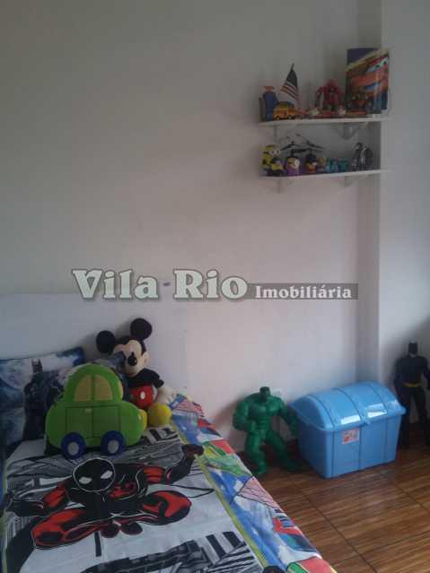 QUARTO  2 - Apartamento 2 quartos à venda Rocha Miranda, Rio de Janeiro - R$ 215.000 - VAP20302 - 6
