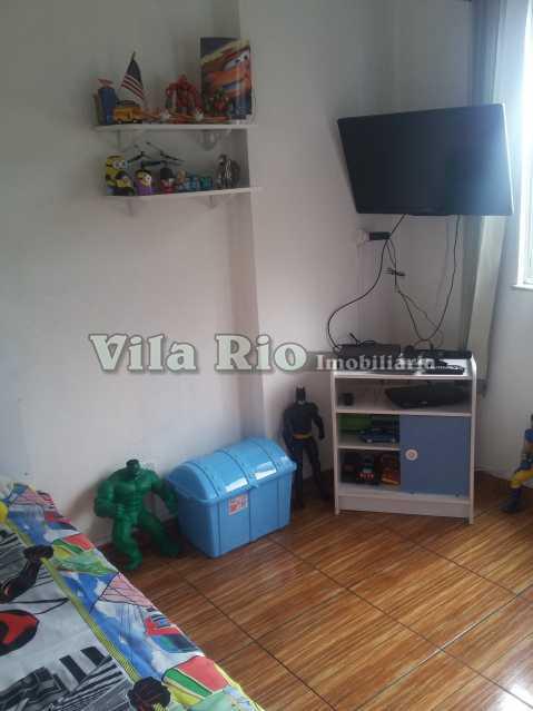 QUARTO  3 - Apartamento 2 quartos à venda Rocha Miranda, Rio de Janeiro - R$ 215.000 - VAP20302 - 7