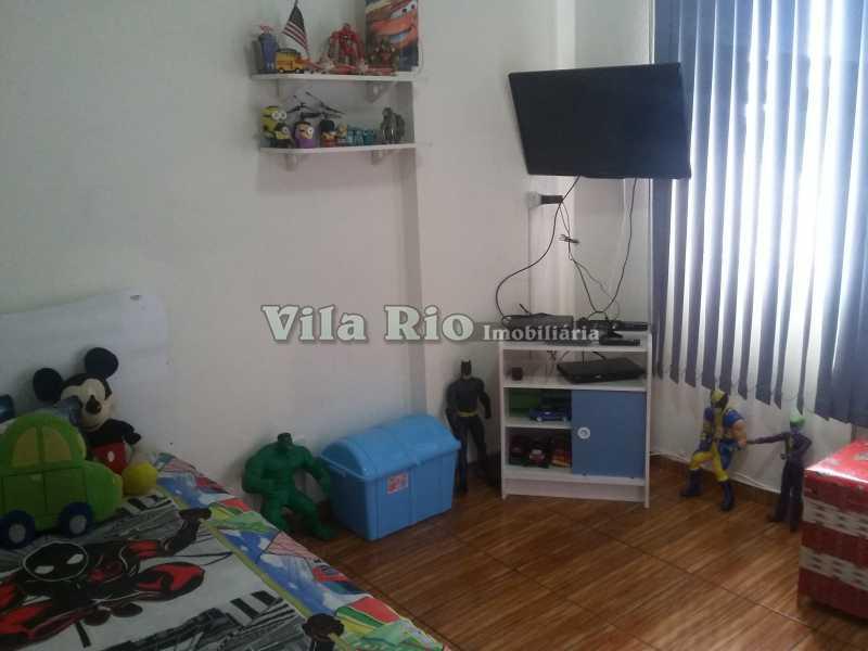 QUARTO  4 - Apartamento 2 quartos à venda Rocha Miranda, Rio de Janeiro - R$ 215.000 - VAP20302 - 8