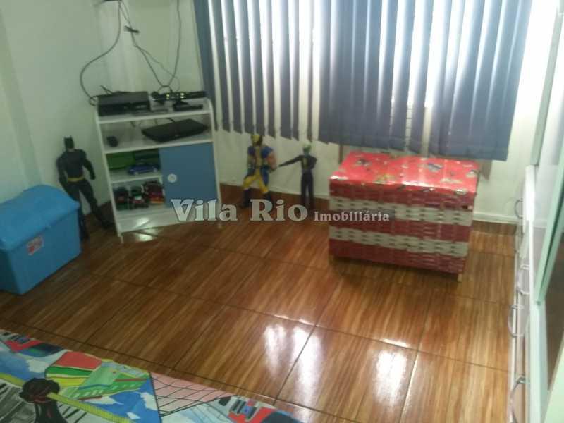 QUARTO  5 - Apartamento 2 quartos à venda Rocha Miranda, Rio de Janeiro - R$ 215.000 - VAP20302 - 9
