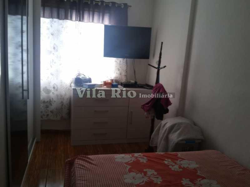 QUARTO - Apartamento 2 quartos à venda Rocha Miranda, Rio de Janeiro - R$ 215.000 - VAP20302 - 10