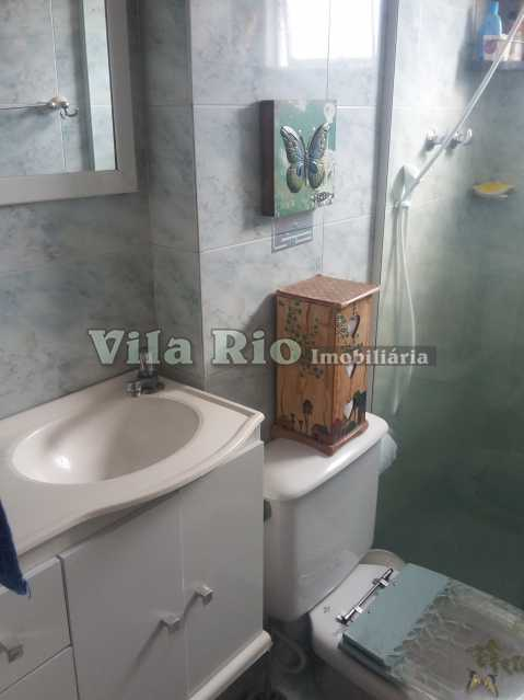 BANHEIRO  1 - Apartamento 2 quartos à venda Rocha Miranda, Rio de Janeiro - R$ 215.000 - VAP20302 - 11