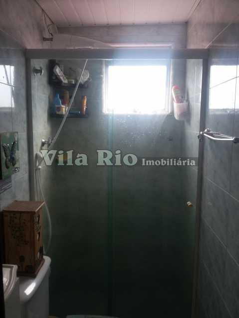 BANHEIRO  2 - Apartamento 2 quartos à venda Rocha Miranda, Rio de Janeiro - R$ 215.000 - VAP20302 - 12