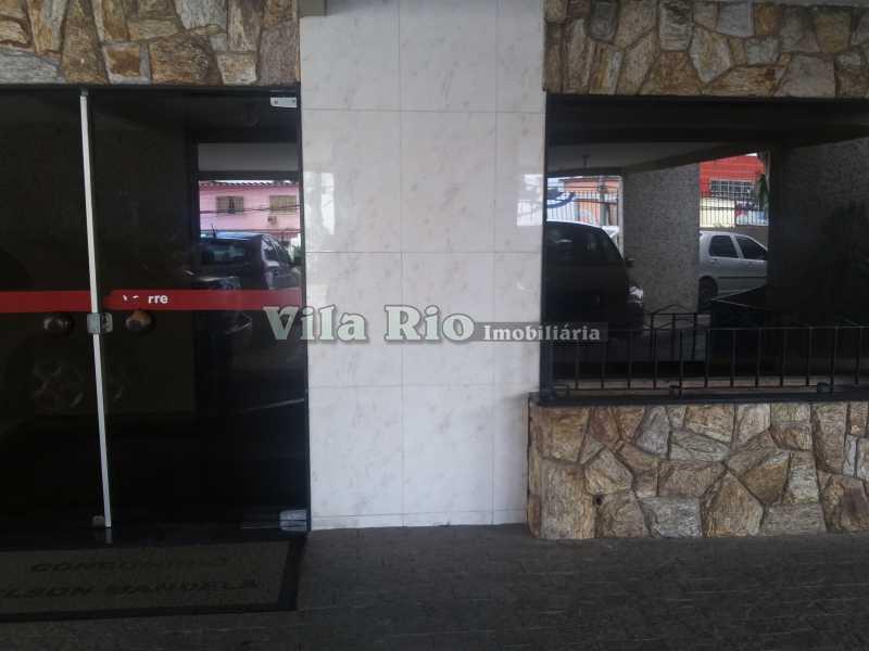 HALL 1 - Apartamento 2 quartos à venda Rocha Miranda, Rio de Janeiro - R$ 215.000 - VAP20302 - 24
