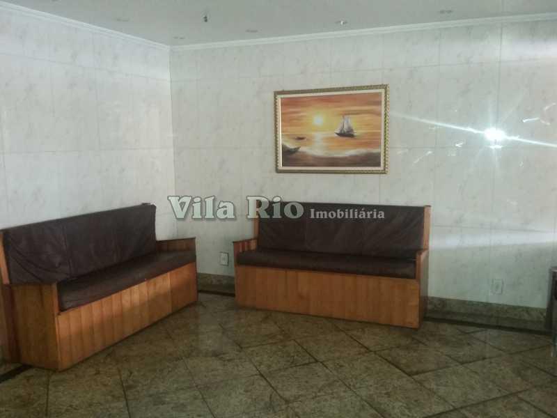 HALL 2 - Apartamento 2 quartos à venda Rocha Miranda, Rio de Janeiro - R$ 215.000 - VAP20302 - 25
