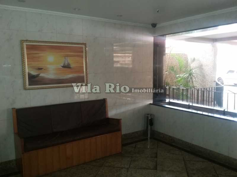 HALL 3 - Apartamento 2 quartos à venda Rocha Miranda, Rio de Janeiro - R$ 215.000 - VAP20302 - 26