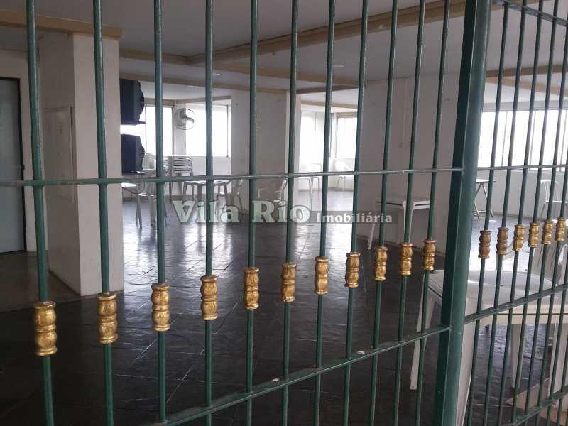 SALÃO DE FESTA 1 - Apartamento 2 quartos à venda Rocha Miranda, Rio de Janeiro - R$ 215.000 - VAP20302 - 30