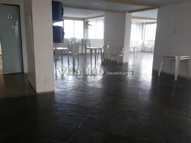 SALÃO DE FESTA 2 - Apartamento 2 quartos à venda Rocha Miranda, Rio de Janeiro - R$ 215.000 - VAP20302 - 31