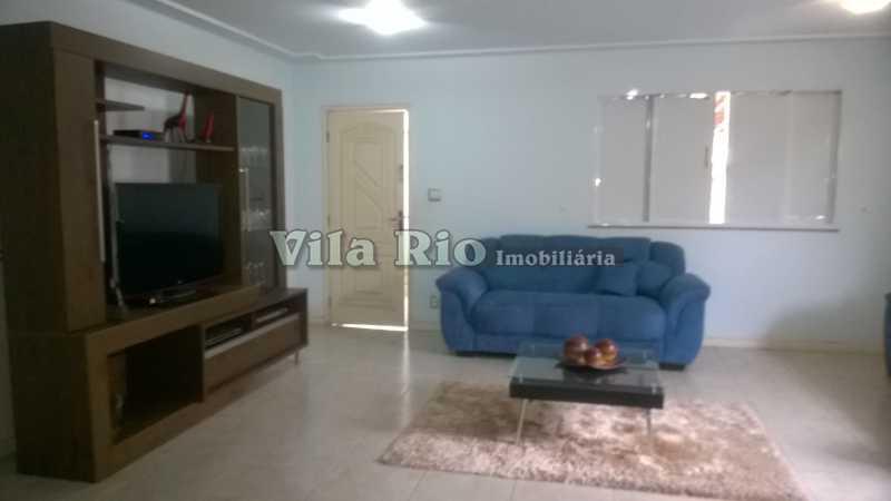 SALA 1 - Casa À Venda - Irajá - Rio de Janeiro - RJ - VCA40021 - 1