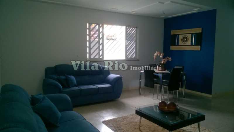SALA 2 - Casa À Venda - Irajá - Rio de Janeiro - RJ - VCA40021 - 3