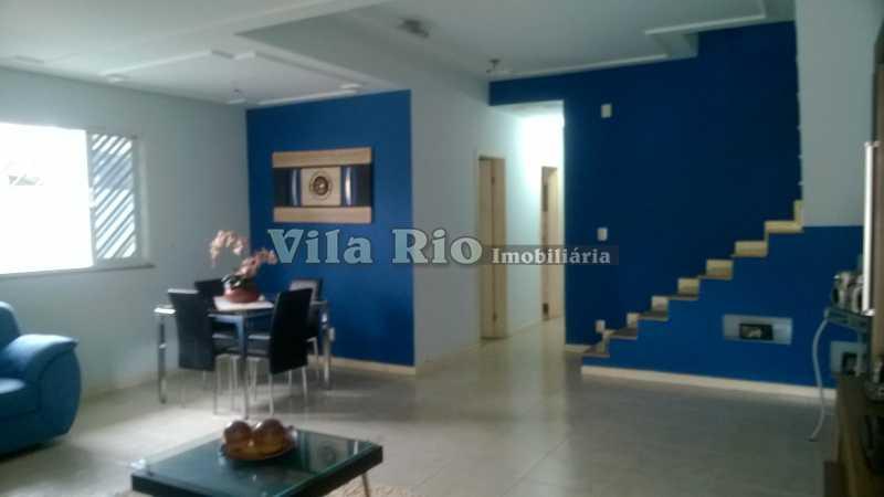 SALA 3 - Casa À Venda - Irajá - Rio de Janeiro - RJ - VCA40021 - 4