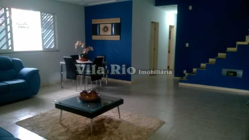 SALA 4 - Casa À Venda - Irajá - Rio de Janeiro - RJ - VCA40021 - 5