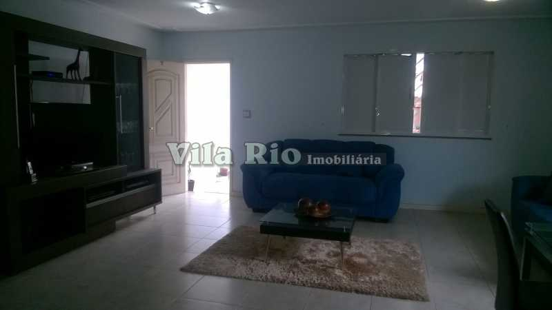 SALA 5 - Casa À Venda - Irajá - Rio de Janeiro - RJ - VCA40021 - 6