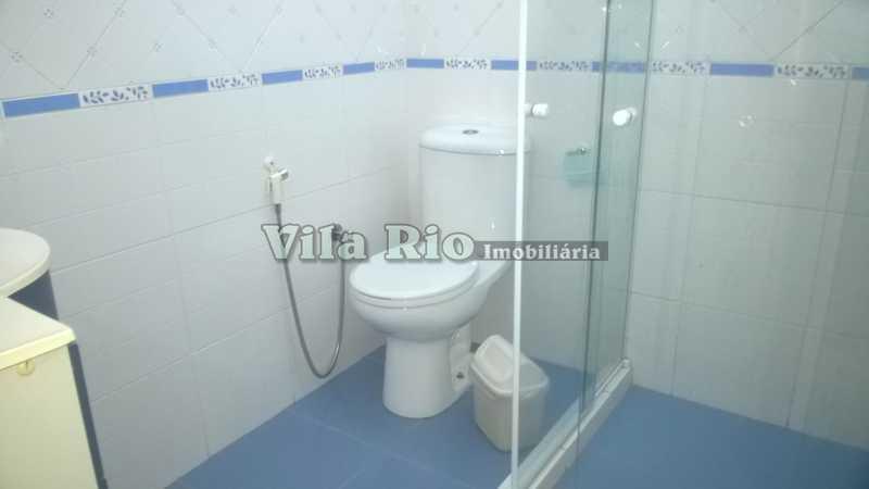BANHEIRO 1 - Casa À Venda - Irajá - Rio de Janeiro - RJ - VCA40021 - 14