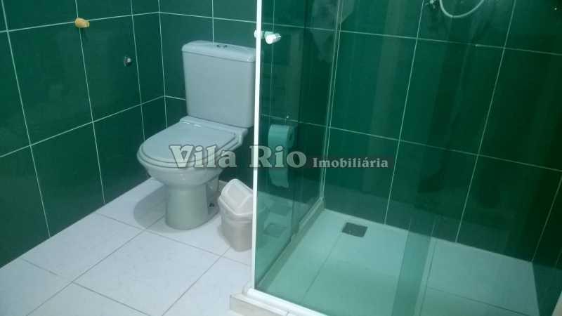 BANHEIRO 2 - Casa À Venda - Irajá - Rio de Janeiro - RJ - VCA40021 - 15