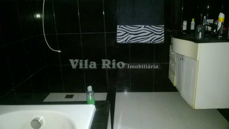 BANHEIRO 3 - Casa À Venda - Irajá - Rio de Janeiro - RJ - VCA40021 - 16