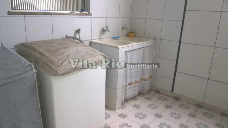 AREA - Casa À Venda - Irajá - Rio de Janeiro - RJ - VCA40021 - 22