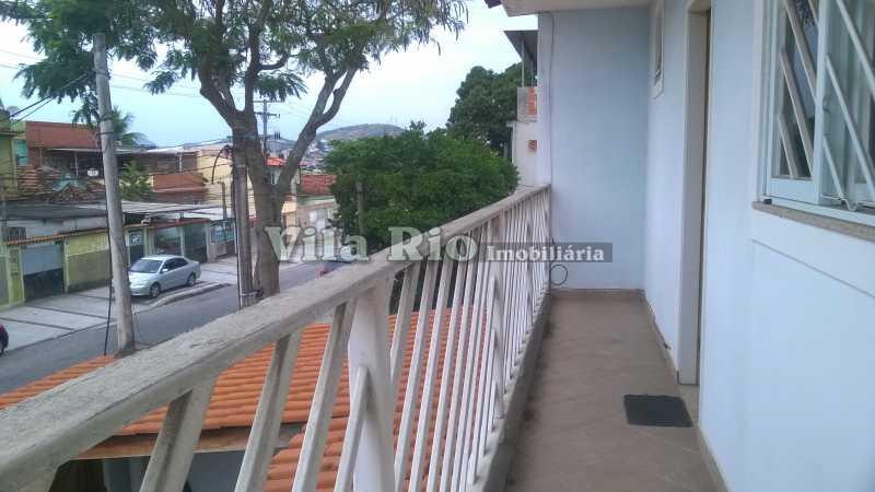 VARANDA - Casa À Venda - Irajá - Rio de Janeiro - RJ - VCA40021 - 26