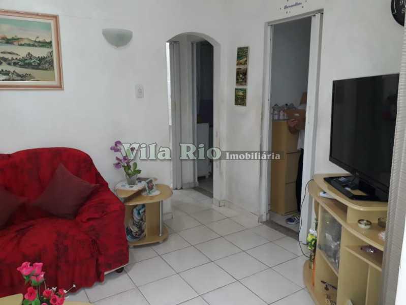 SALA - Apartamento 2 quartos à venda Penha Circular, Rio de Janeiro - R$ 220.000 - VAP20304 - 3