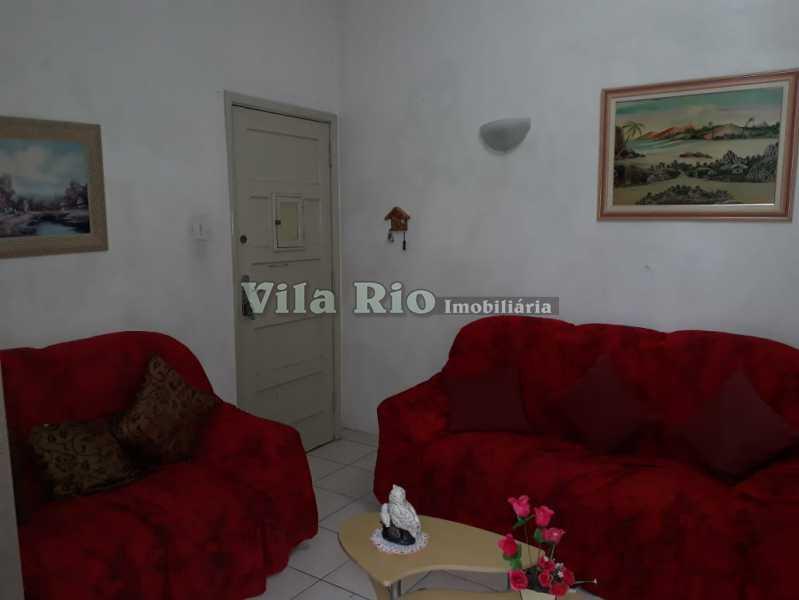 SALA1.1 - Apartamento 2 quartos à venda Penha Circular, Rio de Janeiro - R$ 220.000 - VAP20304 - 4